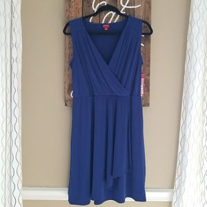 NWT Merona sleeveless wrap dress